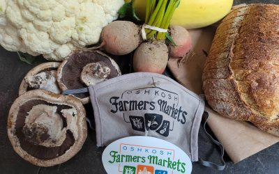 Nosh Visits the Oshkosh Farmers Market