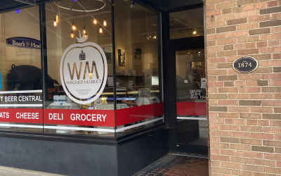 Eat Local and Shop Local at Wagner Market