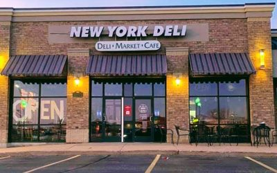 Supporting Our Community – New York Deli