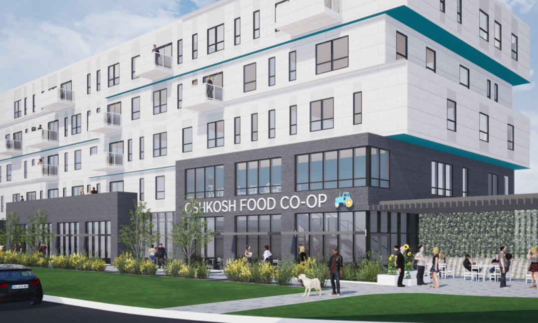 Connecting with Oshkosh Food Co-Op