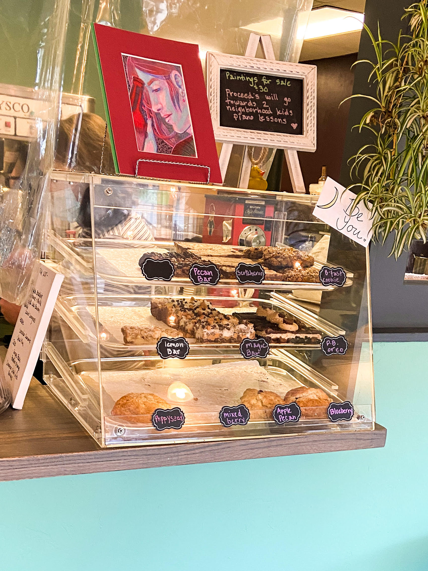 Moon Water Cafe, Bakery, Cookie, McFleshmans, Breadsmith, Riverview Gardens, Jacob's Meat Market