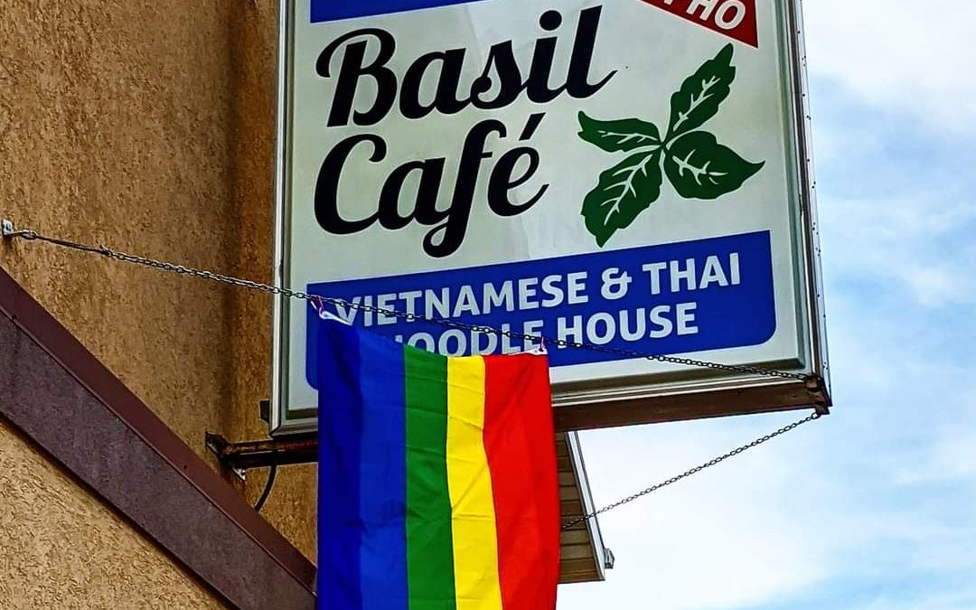 Q&A With Basil Cafe'