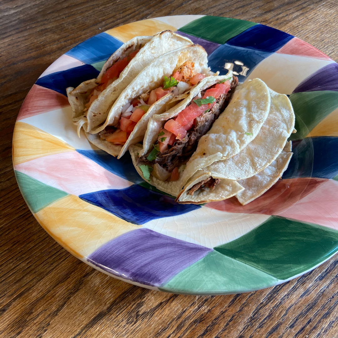 Beef and Chicken Tacos from Gabe's Wisconsin Kitchen and Tavern in Oshkosh