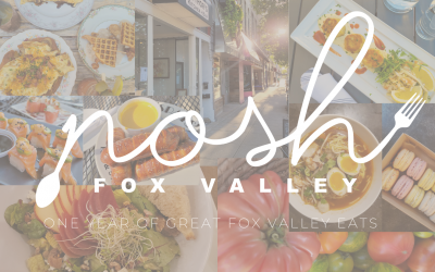 One Year Of Great Fox Valley Eats!
