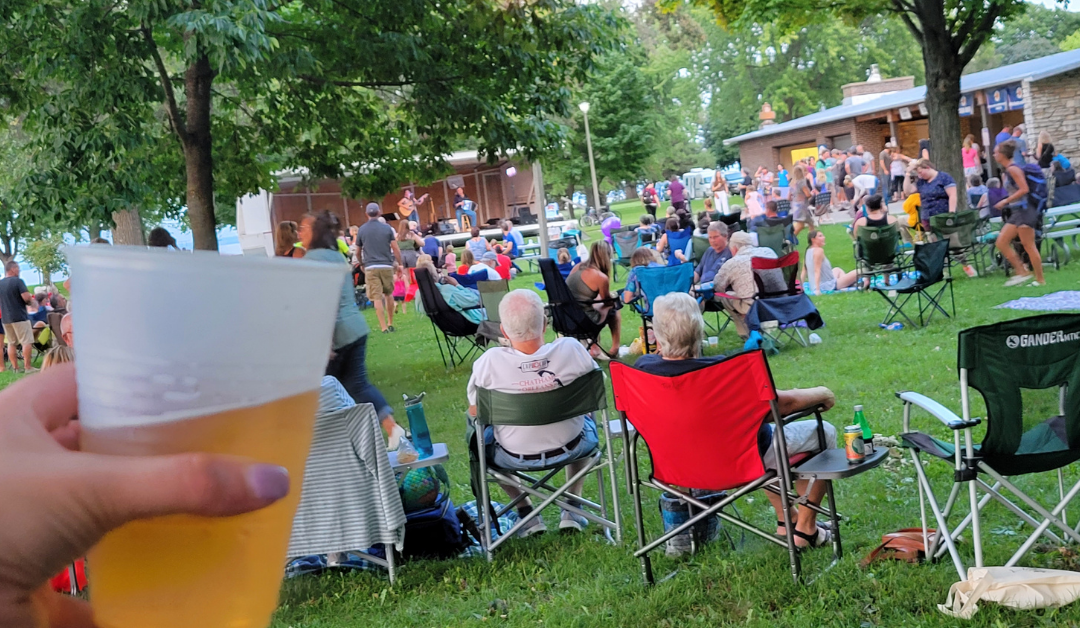 Brews on the Bay : Ressurecting the Beer Garden Tradition in Oshkosh